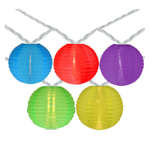 Novelty string lights